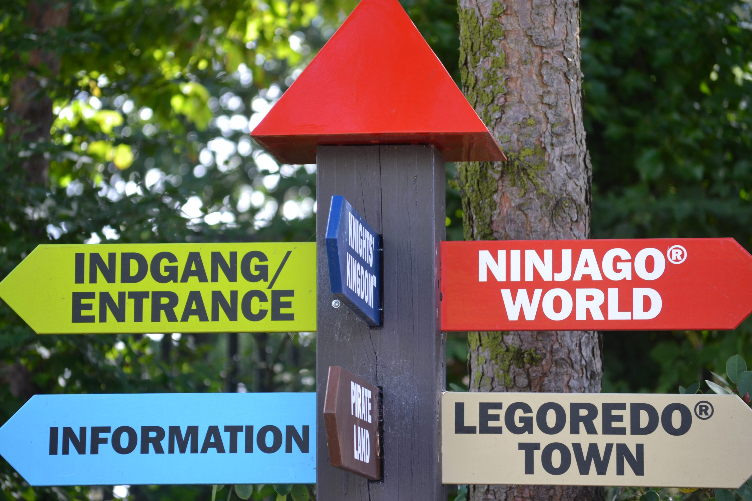 10 Top Must Visit Spots in Legoland For Kids