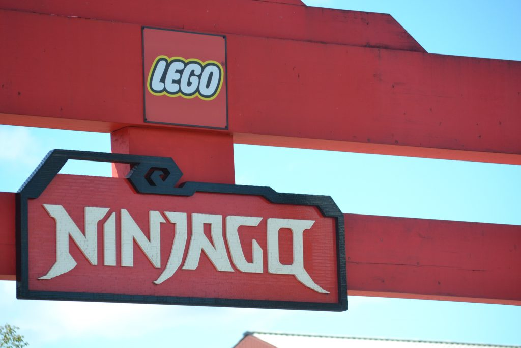 we never visit Legoland without going to the must visit spot: Ninjago!